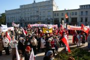 Marsz w Lublinie