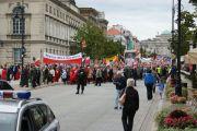 Marsz w Warszawie