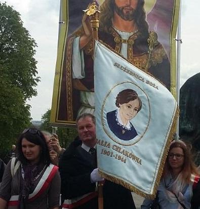 Przeglądasz zdjęcia z galerii: Uroczystość Maryi Królowej Polski 3 maja 2016 r