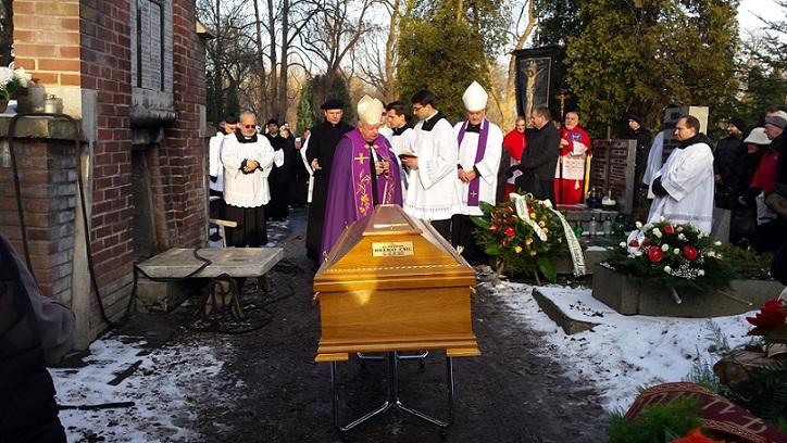 Przeglądasz zdjęcia z galerii: Zmarł ks. Stefan Ryłko CRL